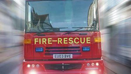 Suffolk firefighters were called out. Picture: Archant Library