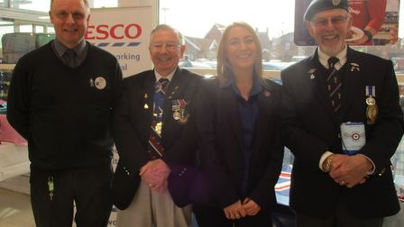 The RAF Association (RAFA) Beccles and Southwold branch is holding their monthly meeting in Beccles