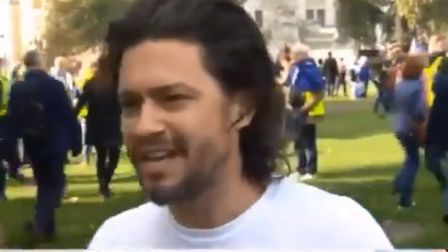 Prominent anti-Brexit campaigner Dr Mike Galsworthy.