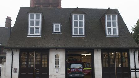 Belsize Fire Station in Lancaster Grove is facing closure