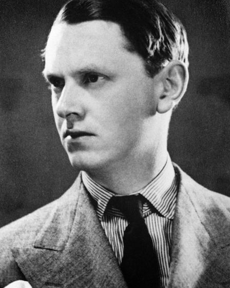 Author Evelyn Waugh in 1948. Picture: PA Archive
