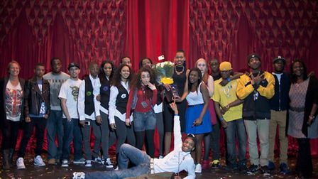 All the contestants at the Alter Ego talent show. Images by Agenda at Visual Marvelry