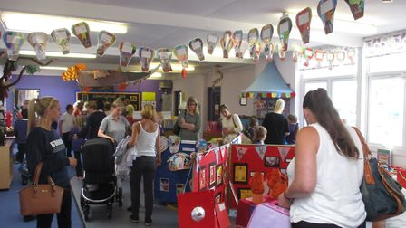 The inaugural Westwood and Active Learning Trust north Suffolk hub arts festival was hailed a succes