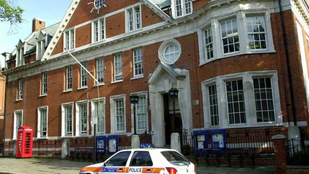 Hampstead Police Station could close to the public