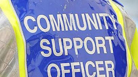 Police community support officers provide a valuable role in helping keep communities safe but now n