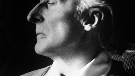 Famous English blind composer, Frederick Delius. Picture: PA Archive