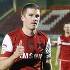 Ben Chorley has joined Stevenage from Leyton Orient. Pic: Simon O'Connor