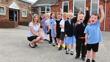 Roman Hill Primary School has been nominated for a £5000 renovation award. Headteacher Jackie Etteri