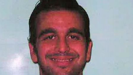 Serhat Aslan who is wanted in Turkey for murder