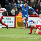 Shaun Batt made his debut in Leyton Orient's 1-0 win against Stevenage on Saturday. Pic: Simon O'Con