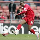 Kevin Lisbie has signed a one-year contract extension with Leyton Orient. Pic: Simon O'Connor