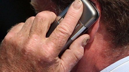 The phone scam affected 218 people and £244,000 was stolen from bank accounts
