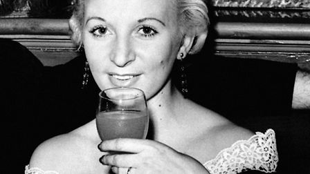 Ruth Ellis, who was hanged at Holloway Prison on 13th July 1955, for killing her lover, racing drive