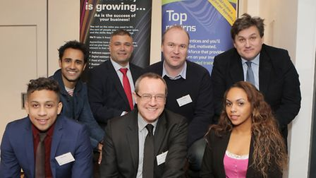 Tech City Apprenticeships launch, photo credit Matt Writtle