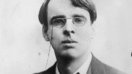 A young William Butler Yeats