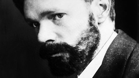 British author D.H. Lawrence, circa 1920. Picture: Mirrorpix/Lebrecht