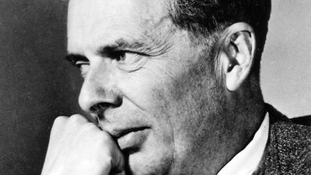 Aldous Huxley. Picture: Lebrecht Music & Arts ** AGENCY PICTURE: FEE PAID FOR ONE PRINT PUBLICATIO