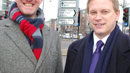 On the road to Hampstead: Conservative parliamentary candidate for Hampstead and Kilburn Simon Marcu
