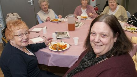 Queen's Crescent Lunch Club is in danger of closing if the community does not rally round.
