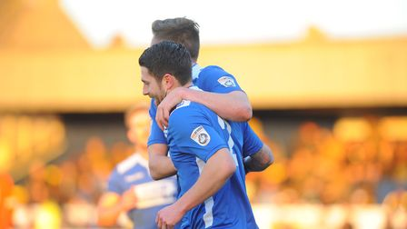 Lowestoft Town FC will take on Waveney FC for the inaugural memorial trophy Picture: James Bass