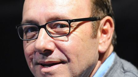 Kevin Spacey will lecture students at Regent's College.