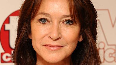 Actress Cherie Lunghi. Picture: PA/Ian West.