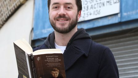 Hackney resident Matt plans to set up a literary cafe and is currently in talks with TfL about using