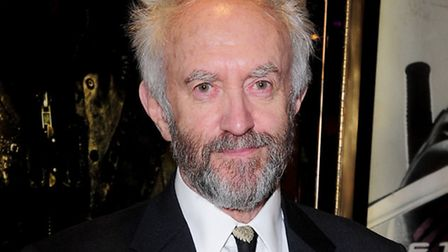 Jonathan Pryce arrives for the UK premiere of GI Joe: Retaliation at the Empire Cinema in London.