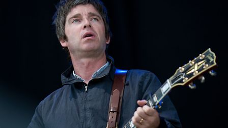 What are you doing for Red Nose Day? Noel Gallagher will play at a Comic Relief Concert at Wembley A