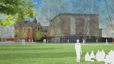 The proposed plans for the Victoria Park site