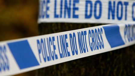 Two teenagers were stabbed last night in Hackney. Picture: Press Association