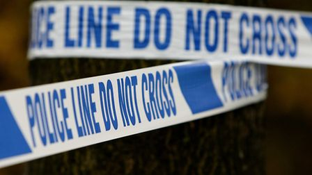 A man aged between 18 and 20 has died