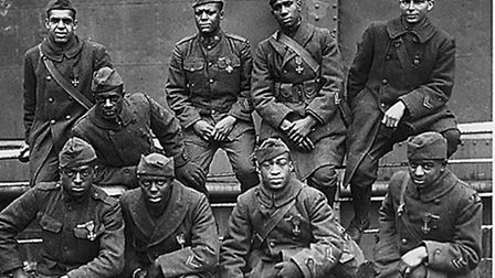 Watch play The Last Black Soldier on Saturday