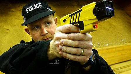 Taser stun guns. Life-saving deterrent or lethal weapon?