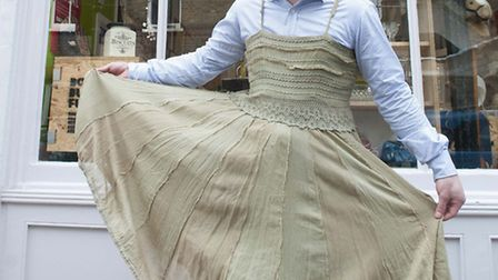 Ham&High reporter Tim Lamden will walk 100km through the Yorkshire dales wearing a dress in aid of O
