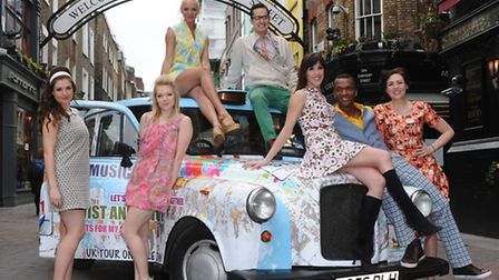 Watch Carnaby Street The Musical at the Hackney Empire