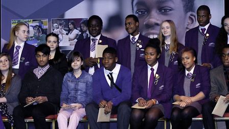 Hackney students honoured at the annual Trailblazers awards