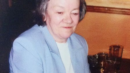 A picture of the late Bridget O'Reilly.