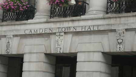 Immigration officers swooped on Camden Town Hall to stop the 'sham weddings'