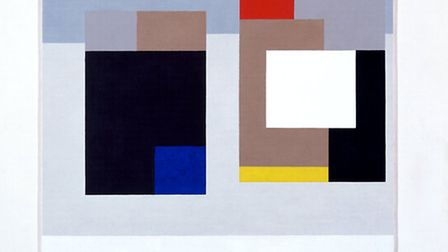1940-43 (two forms) by Ben Nicholson
