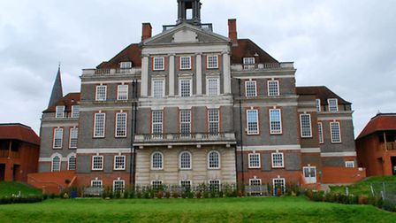 Henrietta Barnett School in Hampstead Garden Suburb. Picture: Polly Hancock