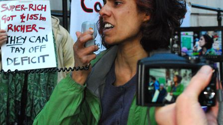 Green Party councillor for Highgate, Maya De Souza, is the only Camden councillor to have signed the
