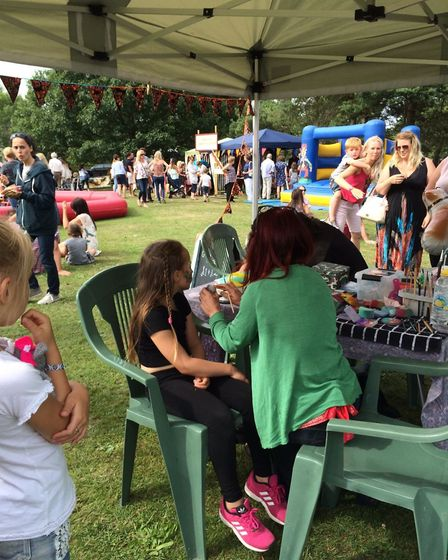 Somerleyton Primary School Fete 2017. Picture: Dee Smith