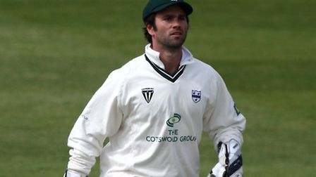 Former Middlesex and Worcestershire wicketkeeper Ben Scott is now playing for Hampstead in the Middl