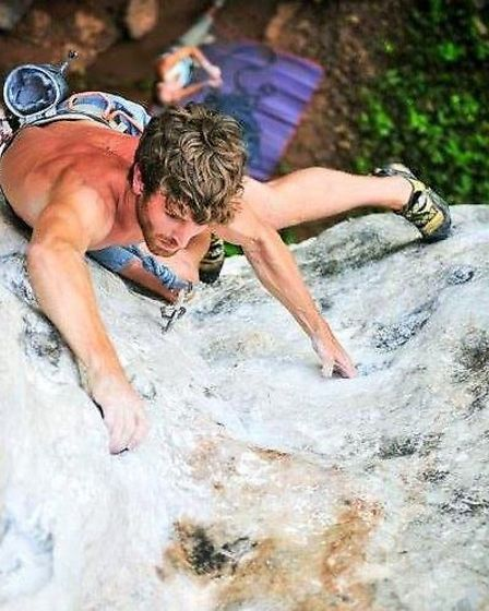 Camden resident Felix Kiernan died when he was hit by a rock dislodged by a fellow climber in Yosemi