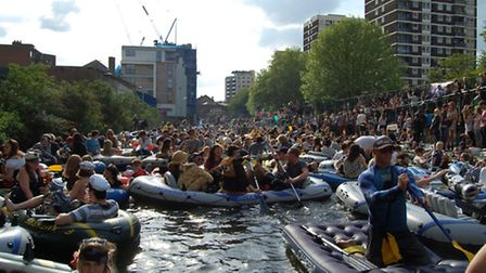 The Canalival, photo courtesy of Barney Guiton