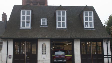 Belsize Fire station earmarked for closure