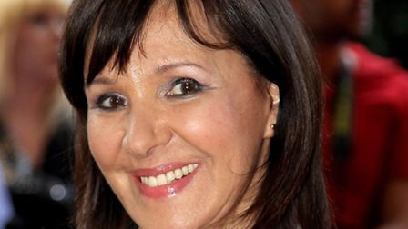 Arlene Phillips supported residents against the development of The Adelaide this week. Picture: Chr