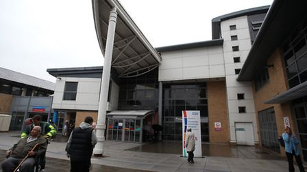 Homerton University Hospital, in Homerton Row where Harmoni failed to provide out of hours doctor co