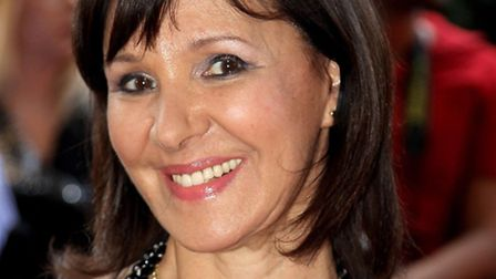 Arlene Phillips backed residents over The Adelaide this week. Picture: Chris Jackson/PA